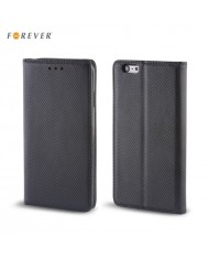 Forever Smart Magnetic Fix Book Case without clip Huawei P9 Lite Mini / Y6 Pro (2017) / Nova Lite (2017) Black