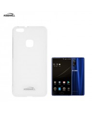 Kisswill Frosted Ultra Thin 0.6mm Back Case Doogee Mix Transparent
