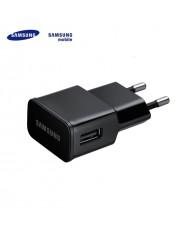 Samsung ETA0U83EBE Universal Travel Charger USB Plug 1000mAh Black (OEM)