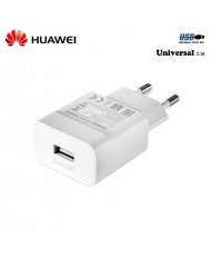 Huawei HW-050200E01 Universal USB Plug 2A Fast Charger for SmartPhone and Tablet PC White (OEM)