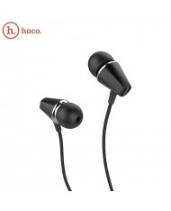 Hoco M34 Honor Music Universal In-Ear Headset 3.5mm with Microphone and Remote on 1.2m Cable Black