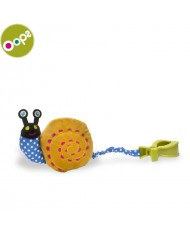 Oops Snail Pendant Moving Toy for kids from 0m+ (25x7x12cm) Colorful 11013.13