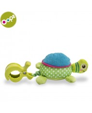 Oops Turtle Pendant Moving Toy for kids from 0m+ (25x7x12cm) Colorful 11013.23