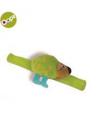 Oops Pic Wrist Rattle Toy for kids from 0m+ (17x3cm) Colorful 13005.24