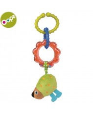Oops Pic Animated Rings for kids from 0m+ (19x5.5x12cm) Colorful 11010.24