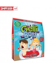 Zimpli Kids Gelli Baff Lava Blast Red Colour powder Gell Liquid creator for kids from 3y+ (Package 300g)