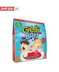 Zimpli Kids Gelli Baff Lava Blast Red Colour powder Gell Liquid creator for kids from 3y+ (Package 300g)