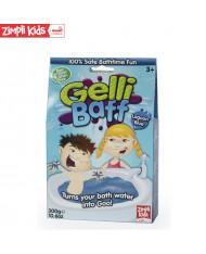 Zimpli Kids Gelli Baff Lagoon Blue Colour powder Gell Liquid creator for kids from 3y+ (Package 300g)