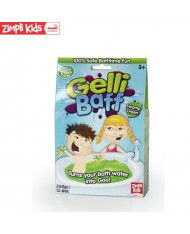 Zimpli Kids Gelli Baff Swamp Green Colour powder Gell Liquid creator for kids from 3y+ (Package 300g)