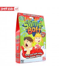 Zimpli Kids Slime Baff Oozy Red Colour powder Slime Liquid creator for kids from 3y+ (Package 150g)