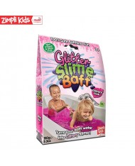 Zimpli Kids Slime Baff Glittery Pink Colour powder Slime Liquid creator for kids from 3y+ (Package 150g)