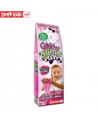 Zimpli Kids Slime Play Glitter Pink Colour powder Slime Liquid creator for kids from 3y+ (Package 50g)