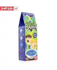 Zimpli Kids Slime Play Aqua Blue Colour powder Slime Liquid creator for kids from 3y+ (Package 50g)