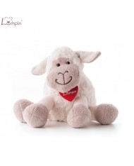 Lumpin 94014 Soft toy Olivia sheep for kids 0+ years (small size 16cm)