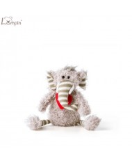 Lumpin 94031 Soft toy Elvis elephant for kids 0+ years (mini size 30cm)