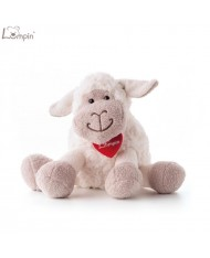 Lumpin 94037 Soft toy Olivia sheep for kids 0+ years (mini size 13cm)