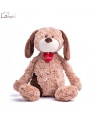 Lumpin 94119 Soft toy Josef dog for kids 0+ years (large size 33cm)