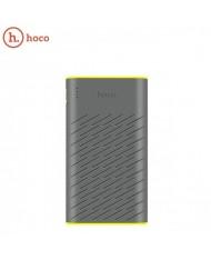 Hoco B31 Mega Size 20000mAh Ultra High Capacity Power Bank Charger 5V Dual USB 2.1A Max Grey
