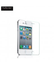 MyScreen Lite 0.33mm 9H Premium Hard Japan Glass Apple iPhone 4/ 4S Transparent