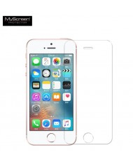 MyScreen Lite 0.33mm 9H Premium Hard Japan Glass Apple iPhone 5/ 5S/ SE Transparent