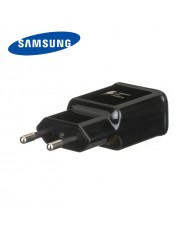 Samsung EP-TA200EBE Adaptive 15W Plug USB 3.1 Quick Charge 3.0 Fast Charger Black (OEM)