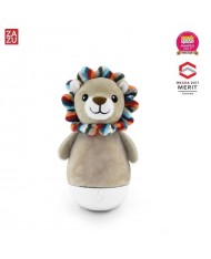 Zazu Lex Smart Leo - Anti-fall Colourful Night Lamp with auto OFF function (after 30 min) for kids 0+