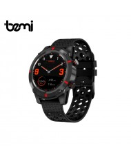 Bemi SCOUT Smart Watch & Fit GPS tracker with IPS 1.3'' Display / Voice Calls / HR & Blood pressure Black