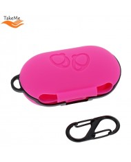TakeMe Ultra-thin Soft Silicone protective case for Samsung Galaxy Buds Pink