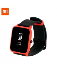 Xiaomi Amazfit Bip Smart Watch & Fitness Heart Pulse Tracker wilt GPS Ink Color Display UYG4022RT  Red
