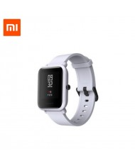 Xiaomi Amazfit Bip Smart Watch & Fitness Heart Pulse Tracker wilt GPS Ink Color Display UYG4024RT White