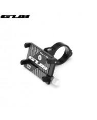 GUB G81 Universal Metal Bike holder / universal steering wheel holder for devices 55-110mm Black