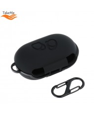 TakeMe Ultra-thin Soft Silicone protective case for Samsung Galaxy Buds Black