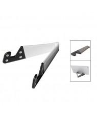 TakeMe Universal Phone / Tablet PC table holder White
