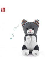 Zazu Chloe Cat - Soft toy who sing songs and clap hands for childrens (0+)