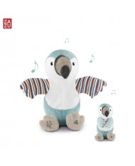 Zazu Timo Toucan - Soft toy who sing songs and clap hands for childrens (0+)