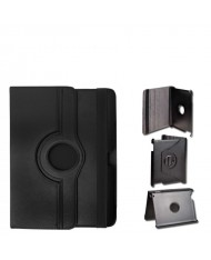 Forcell Eco Leather rotated book Case wih rotated stand for Apple iPad Air Black