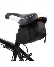 Wozy 8BK Super Compact Bicycle Bag under the saddle 0.6L Black