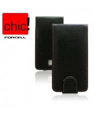 Forcell Vertical Case Sony Ericsson W100 vertical case Black