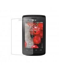 BlueStar LG E410 Optimus L1 2 Screen protector Glossy