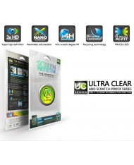 X-One Pro HD Quality HTC One Max 803s Screen Protector Ultra Clear Glossy