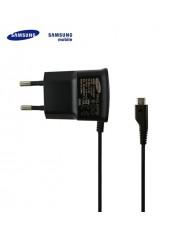 Samsung ETA0U10EBE Micro USB 700mAh Travel Charger i9100 i9300 Black (OEM)