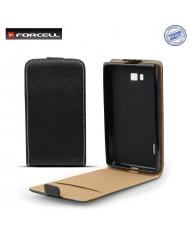Forcell Slim 2 Flip Case HTC Desire 616 vertical case Black