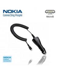 Nokia DC-15 Original Micro USB 1A Car Charger 750mAh Universal (quick)