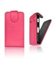 Forcell Prestige Vertical Case Nokia C6 vertical case Pink