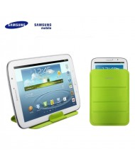 """Samsung EF-SN510BGE Universal 7 - 8"""" Galaxy Tab Pouch Case with Stand Green"""