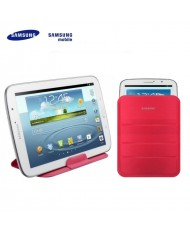 """Samsung EF-SN510BPE Universal 7 - 8"""" Galaxy Tab Pouch Case with Stand Pink"""