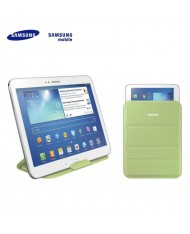 "Samsung EF-ST210BME Universal 7"" Galaxy Tab Pouch Case with Stand Light Green"