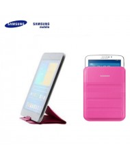 """Samsung EF-ST210BPE Universal 7"""" Galaxy Tab Pouch Case with Stand Pink"""