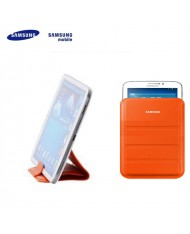"Samsung EF-ST210BOE Universal 7"" Galaxy Tab Pouch Case with Stand Orange"