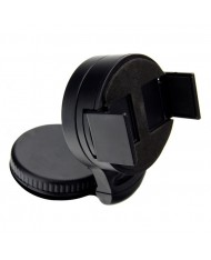 Trendy8 F03 Super Compact Car Wildshield / Panel Holder 360 rotate (6-8cm wide Easy fix) Black